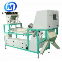 Best Herrman Automatic Color Sorting Machine / Industrial Belt Color Sorter For Ore LD30 wholesale