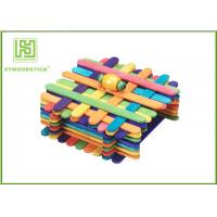 Best Thin Wooden Craft Sticks Round Dowel Machine Use For Educational Tool wholesale