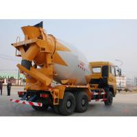 China Mobile Concrete Mixer Truck SINOTRUK HOWO 10CBM RHD 10 Wheels 336HP Engine on sale