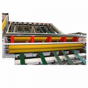 China Interior Design PVC Film Gypsum Ceiling panel Lamination Machine on sale