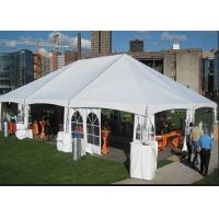 China Aluminum Custom Event Tents Outdoor Wedding Canopy For 300 - 500 People on sale