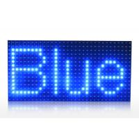 Best P10 	Single Color LED Display Usb Mini Led Display Screen 6000 Brightness wholesale
