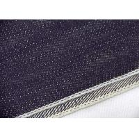 Best 18.6oz Japanese Selvedge Denim Fabric For Jeans W92239A With Customized Color wholesale