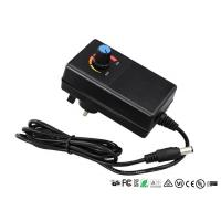 Best CE UL Adjustable Output Voltage Wall Adapter Power Supply With Adjustable Switch wholesale