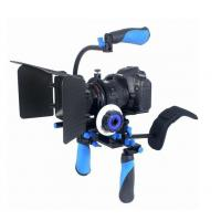 Best DSLR RIG Kit - Shoulder Mount RL-02 + Follow Focus + Matte box Kit For dv / hdv / dslr  wholesale
