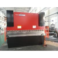 Buy cheap Electrical CNC Hydraulic Press Brake Sheet Metal 200T Multi Axes Controlling from wholesalers