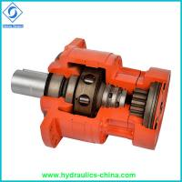 Best Customized Color Low Speed High Torque Hydraulic Motor Piston Motor For Rolly Processor wholesale