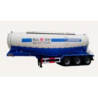 Quality Cement Mixer Truck , Concrete Mixer Truck For Powder With Air Bag Suspension wholesale