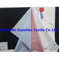 Best 95GSM 60S 40D Stretch Cotton Fabric Poplin Garment Fabric For Work Apparel wholesale