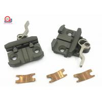 China Beryllium Copper Packaging Machine Parts , Hard Anodized Metal Machined Parts on sale