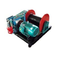 Buy cheap YT JM Slow Speed Electric Winch for lifting pulling Electric Control Box with Push Button from wholesalers