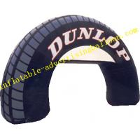 Cheap Customized 210D Oxford Fabric Inflatable Arch / Inflatable Gate Balloon For for sale