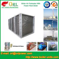 Best High Pressure Water Tube Boiler Air Preheater Vertical TUV Certification wholesale