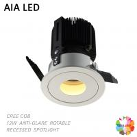 Cheap AC85-265V 9W COB LED down light / LED Spot light for shopwindow decoration for sale