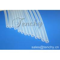 Cheap Soft Medical Grade Silicone Tubing Aging Resistance , Low Temperature Resistance for sale