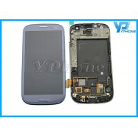 Best White Black Cell Phone LCD Screens , Samsung Lcd Display / S3 Lcd Display wholesale
