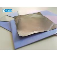 Best Heatsink Silicone Rubber  Thermally Conductive Material Thermal Insulation Conductive Pad wholesale