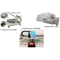 Best PCB Manufacturing Equipment SMT Production Line Manual Pick And Place Machine wholesale