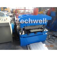 Best Iron Sheet Metal Roof Cold Roll Forming Machine With Manual Uncoiler Machine wholesale