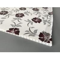 Best High Intensity PVC Ceiling Boards For Commercial , Pvc Ceiling Panels Square Shape wholesale