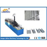 Best 3500mm Length Stud Manufacturing Machine UC CW Profiles Mitsubishi PLC System wholesale