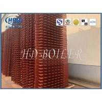Best Mechanical Condensing CFB Boiler Economizer Heat Exchanger Seamless Pipe,Utility/Powe Station Plant Using wholesale