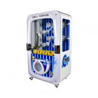 Best Single Player Toys Claw Machine , Coin Operated Crane Vending Machine wholesale