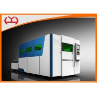Quality IPG 1000W Metal Sheet Fiber Laser Cutting Machine Water Cooling ISO Approval wholesale