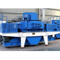 China Road Paving Artificial Sand Making Machin Vertical Shaft Impact Crusher 4P Double Motor on sale