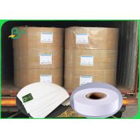 Best Food Grade MG White Kraft 30 / 35 / 40 / 45 / 50GSM FSC Accredited For Packing wholesale