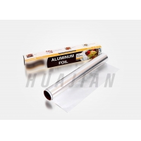 China Household Cooking Frozen Barbecue DMF Aluminum Foil Rolls on sale