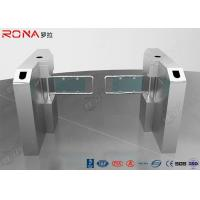 Best Glass Swing Gate Turnstile Access Control System 30 Persons / Min Transit Speed wholesale