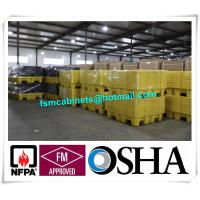 Best SYSBEL PE Spill Containments For Oil Tank, 4 Drum PE Spill Pallet And Spill Deck wholesale