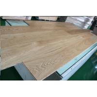 China Premium A/B grade Russian Oak engineered wood floors with natural lacquer, smooth surface on sale