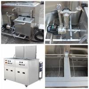 40kHz Ultrasonic Automotive Parts Cleaning EquipmentFor Diesel Fuel Injector