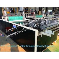 Best plastic PVC composite corrugated wave roof tile roofing material making machine wholesale
