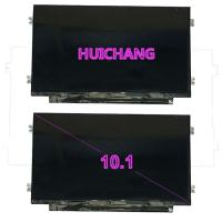 Best 1024x600 10.1 Inch Laptop Screen / LCD Display Panel  B101AW06V 1 LVDS 40 Pin wholesale