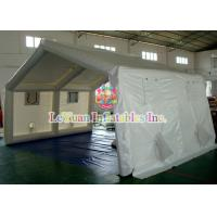 Best Plato PVC Inflatable Clear Bubble Tent For Shelter ,  Commercial Clear Dome Tent wholesale