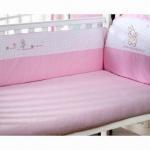 Best 6 pieces 100% cotton embroidery baby quilt set wholesale