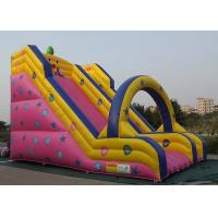 Best Customized Inflatable Outdoor Toys Long Slide Type For Kids Entertainment wholesale