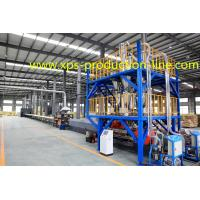 Large Capacity Twin Screw Extruder 95T/300 , XPS Board Double Screw Extruder