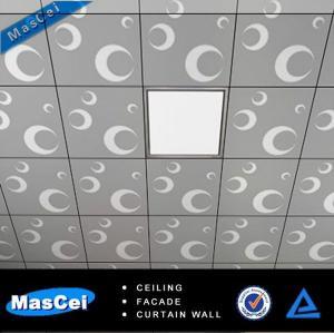 Best Aluminum Ceiling Tiles and Aluminium Ceiling for 600*600 Aluminum Ceiling wholesale