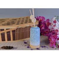 Best Glazed Aroma Empty Diffuser Bottles And Reeds 580ml Ceramic Candle Holder wholesale