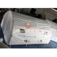 Air Sealed Inflatable Medical Tent , Military Grade Tents For Army Emergency