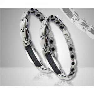 Best wholesaleTitanium germanium Bracelet,magnetic health titanium bracelet,magnetic bracelet wholesale