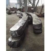 Quality Heavy Steel Forgings Bearing Parts 300 - 1200mm Width 8 Tons ISO 9001 -  2008 wholesale