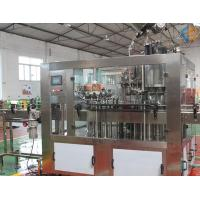 Best Lsobaric  Washing-Filling-capping 3-in-1 Machine wholesale