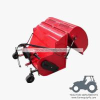 Best FMC120 Farm implements tractor 3point flail mower with collector wholesale