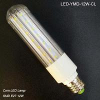 Best E27corn LED lamp acrylic LED bulb light indoor led lighting 12W for home decoration wholesale