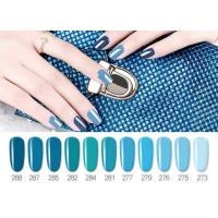 Best 12ml 15ml UV LED Gel Nail Polish Bright Color Full Nature Resin Material wholesale